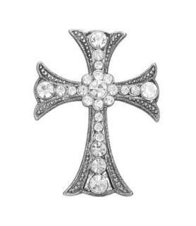 Broche - gothisk kors