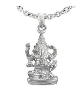 Ganesha hindu halskæde vedhæng.