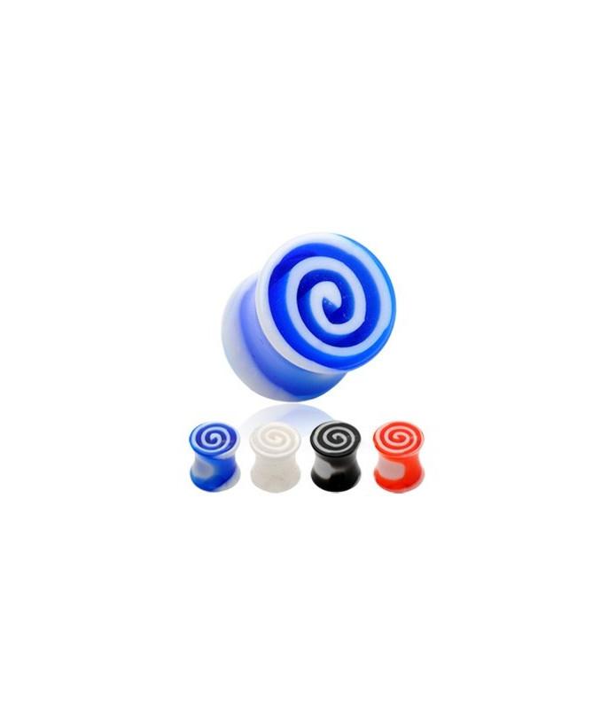 Tornado plugs i fire forskellige modefarver