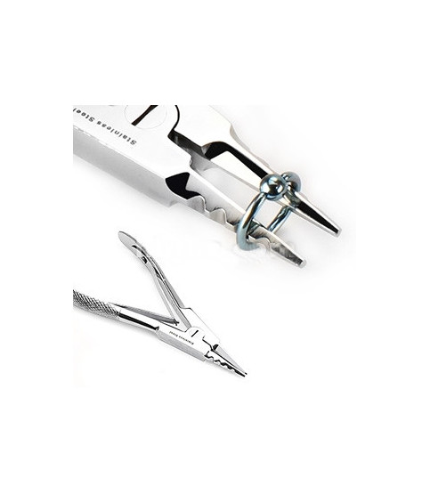 Ringåbner til segmentringe og CBR ringe